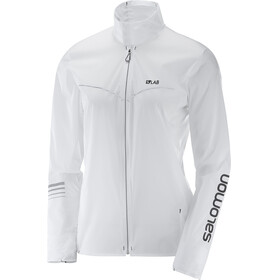 Salomon S/Lab Light Jacket Women White